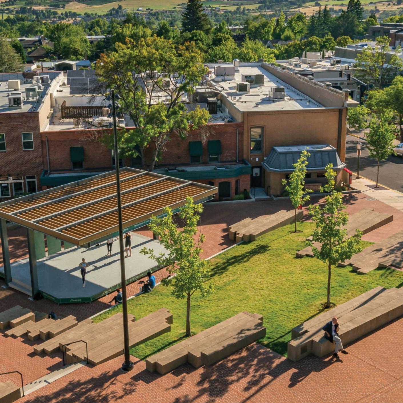 Oregon Shakespeare Festival: Where Landscape Meets Theater - Walker Macy