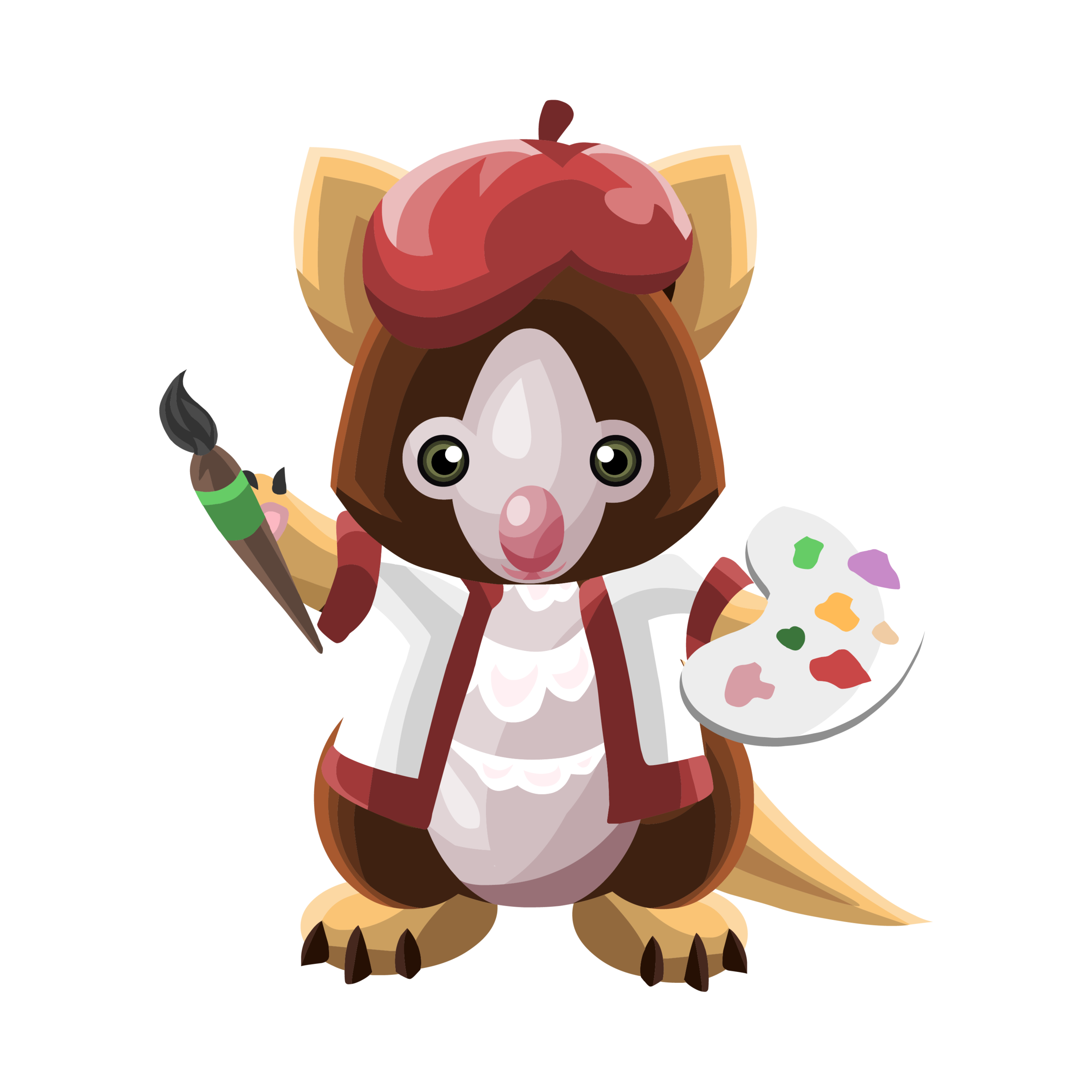 Help us create our new mascot! - Create the Official LearnDelphi.org Mascot to Win Prizes & Bragging RightsWin one of six Amazon gift cards while sharing your artistic talent with the world to shape the character of learning to program with Delphi.