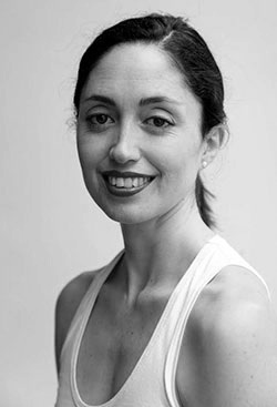 Paula Sánchez   GYROTONIC ® Level 1 Certified Trainer and Yoga for dancers desde 2012  Imparte clases de GYROTONIC® en GYROTONIC® Madrid desde 2016
