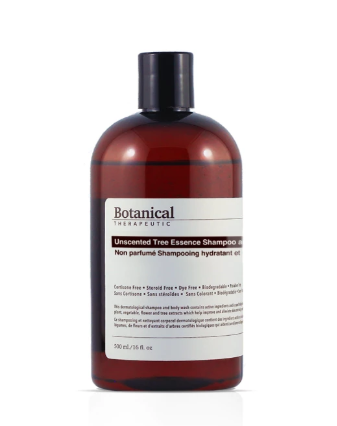 "In the last few years I have noticed changes in my scalp. Its gets really itchy in the winter months and nothing seems to relieve it. Then I tried Botanical Therapeutic - Tree Essence Shampoo & Body Wash and since changing over - especially in the winter months - I rarely find myself picking away at my scalp anymore. I love this product along with its conditioner. Available in ""unscented"" and ""tree essence."""