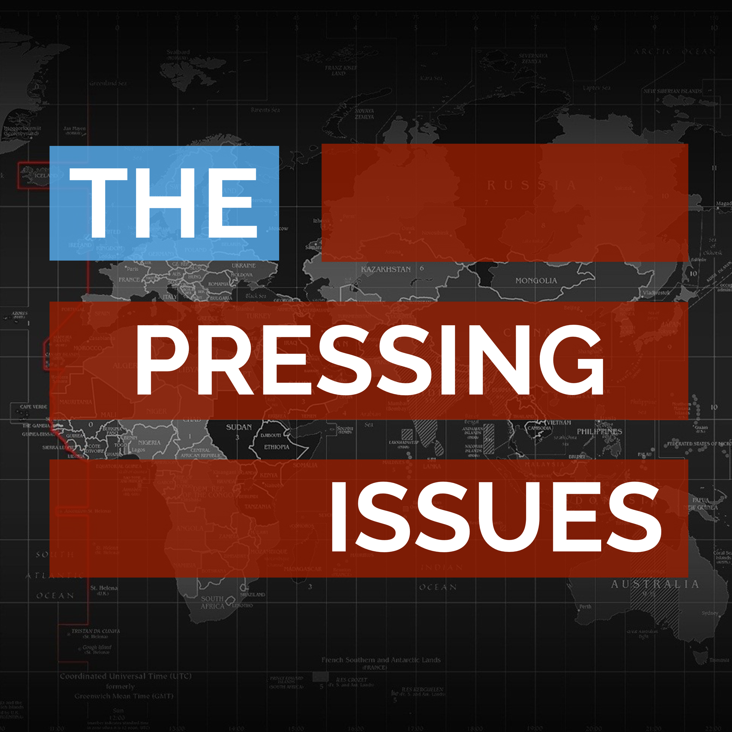 The Pressing Issues Podcast