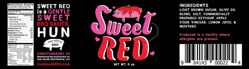 Sweet Red