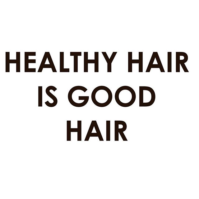 "It doesn't matter if you hair is long or short, thick or thin, curly or straight, as long as it's healthy it's good hair! So many people say they don't have ""good hair"". All hair is good hair, you just have to take care of it. . . . . . . . . . . . . #healthyhair#healthyhaircare#healthynaturalhair#goodhair#naturalhair#natural#curlynatural#naturalhairstyles#taperednaturalhair#curlynaturalhair#locs#womenwithlocs#menwithlocs#locstyles#locupdo#raleighnaturalhairsalon#raleighhairsalon#raleighnaturalhair#raleigh#raleighsalon#naturalbeautisalon"