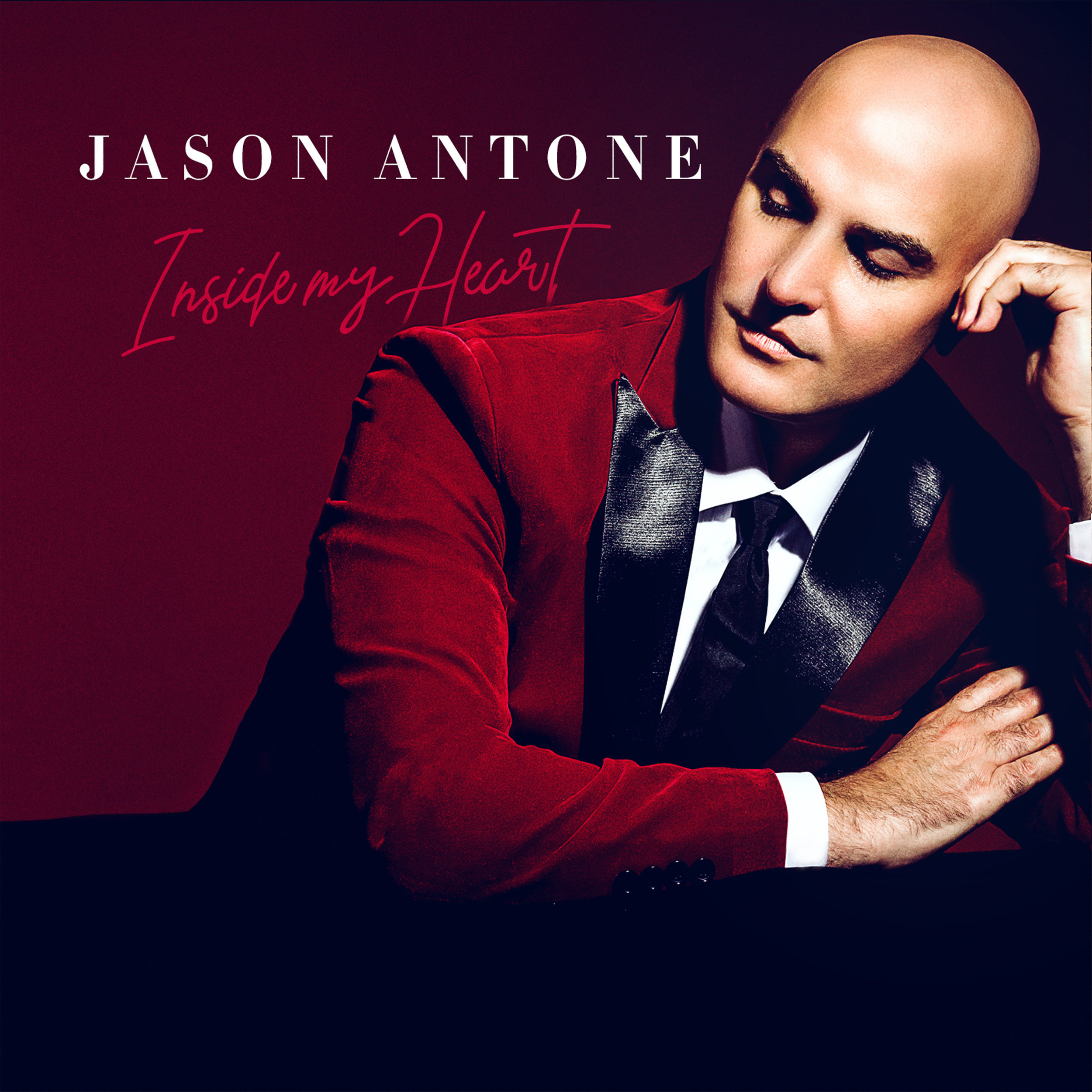 New album 'inside my heart' - Antone's new album Inside My Heart was recorded with a full orchestra at the famous Ocean Way Recording Studios in Nashville with arrangements by Dove Award nominee Phillip Keveren. While the album showcases Jason's linguistic versatility, he sings in five different languages, it is moments like the title track that become uniquely personal for the listener - a memoriam to the ones we have loved and lost.