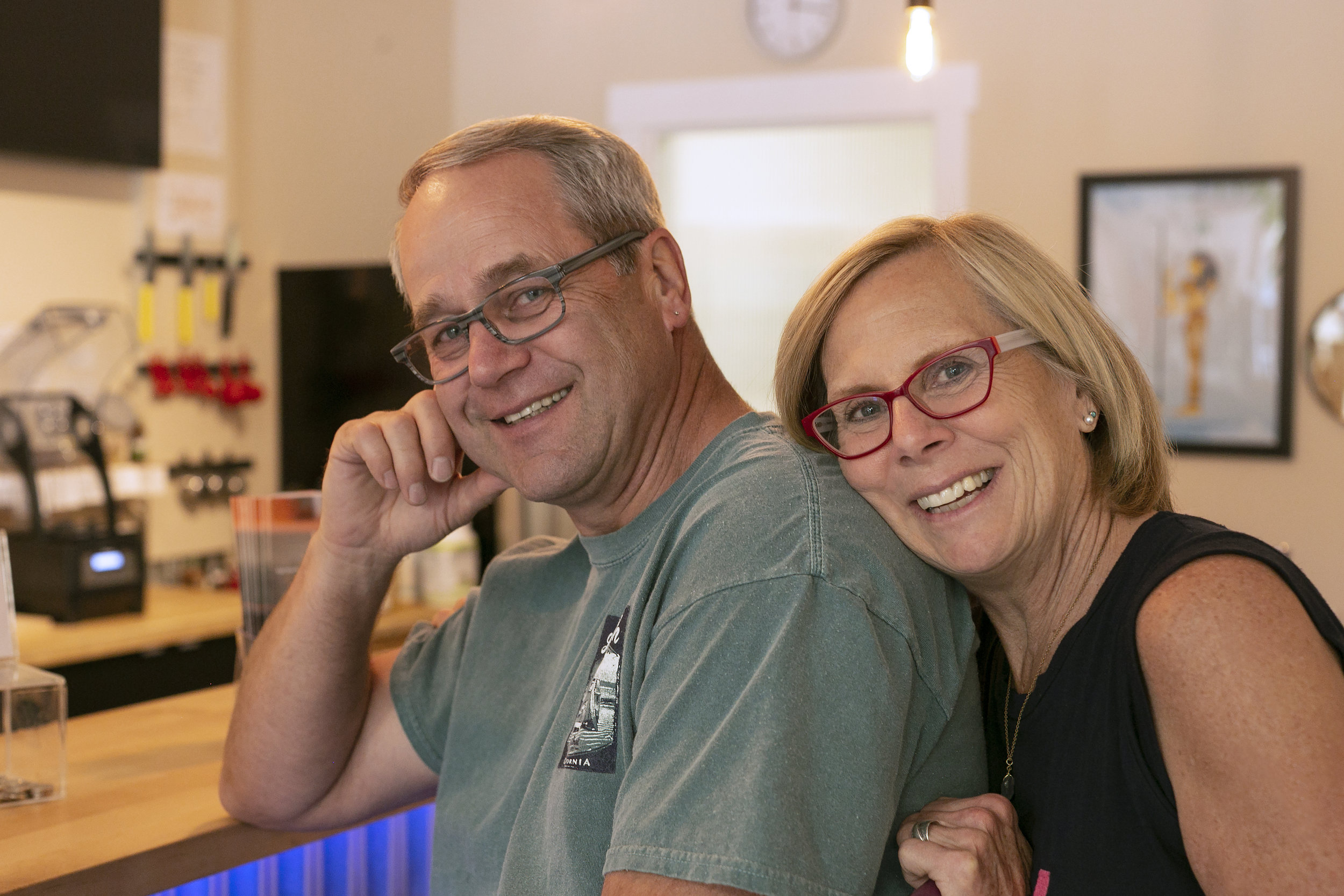you are not alone - Medical cannabis is not a miracle nor is it a cure. It is a chance for a better quality of life. We will help you navigate the step by step process.Chris and Elaine Nuessler - co-owners Purple Hemp Co.