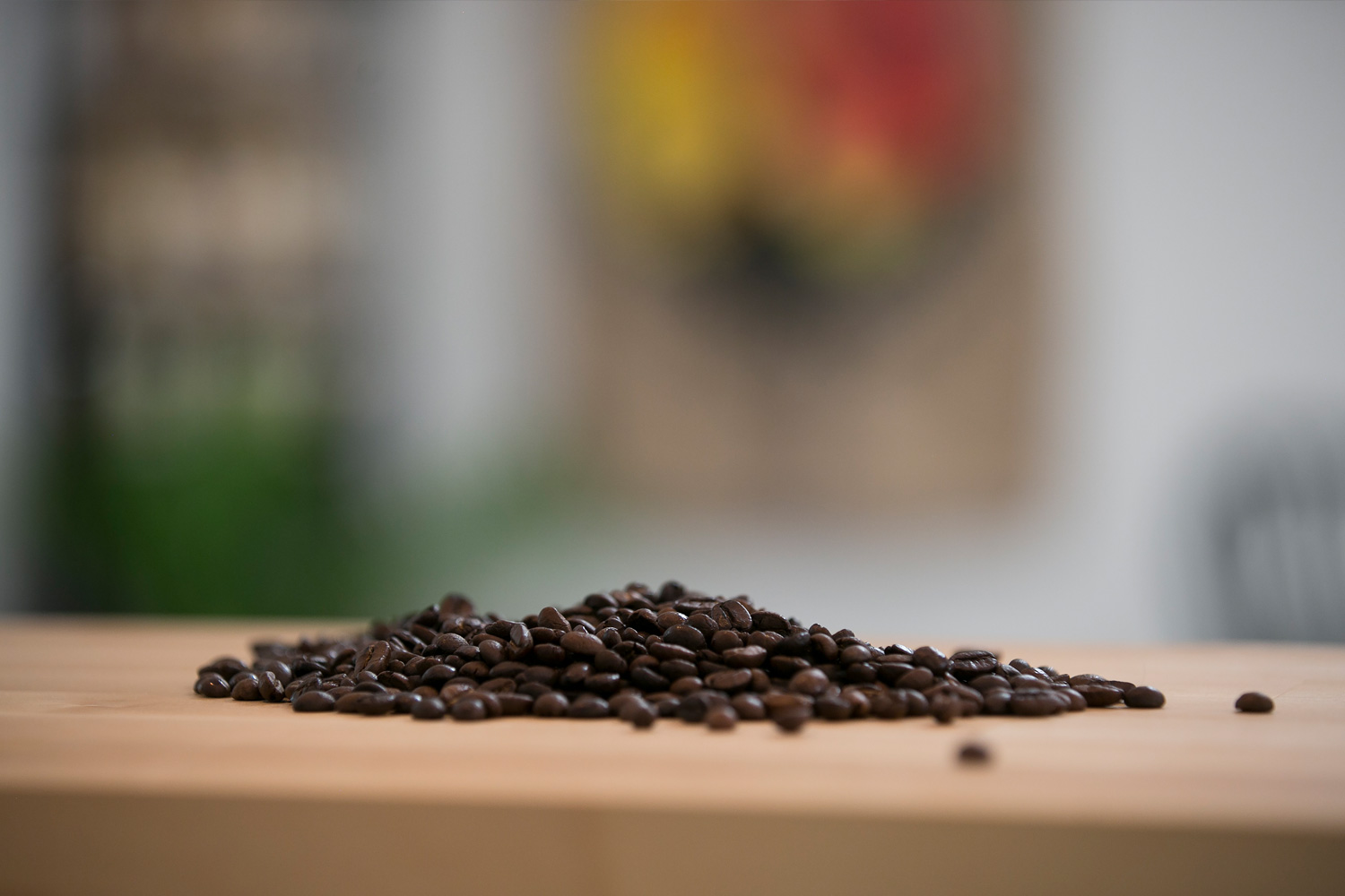 A taste for something different - Potent and addicting fair-trade Vanuatu coffee and Volcanic Earth products are at the Purple Hemp store in Summerland.