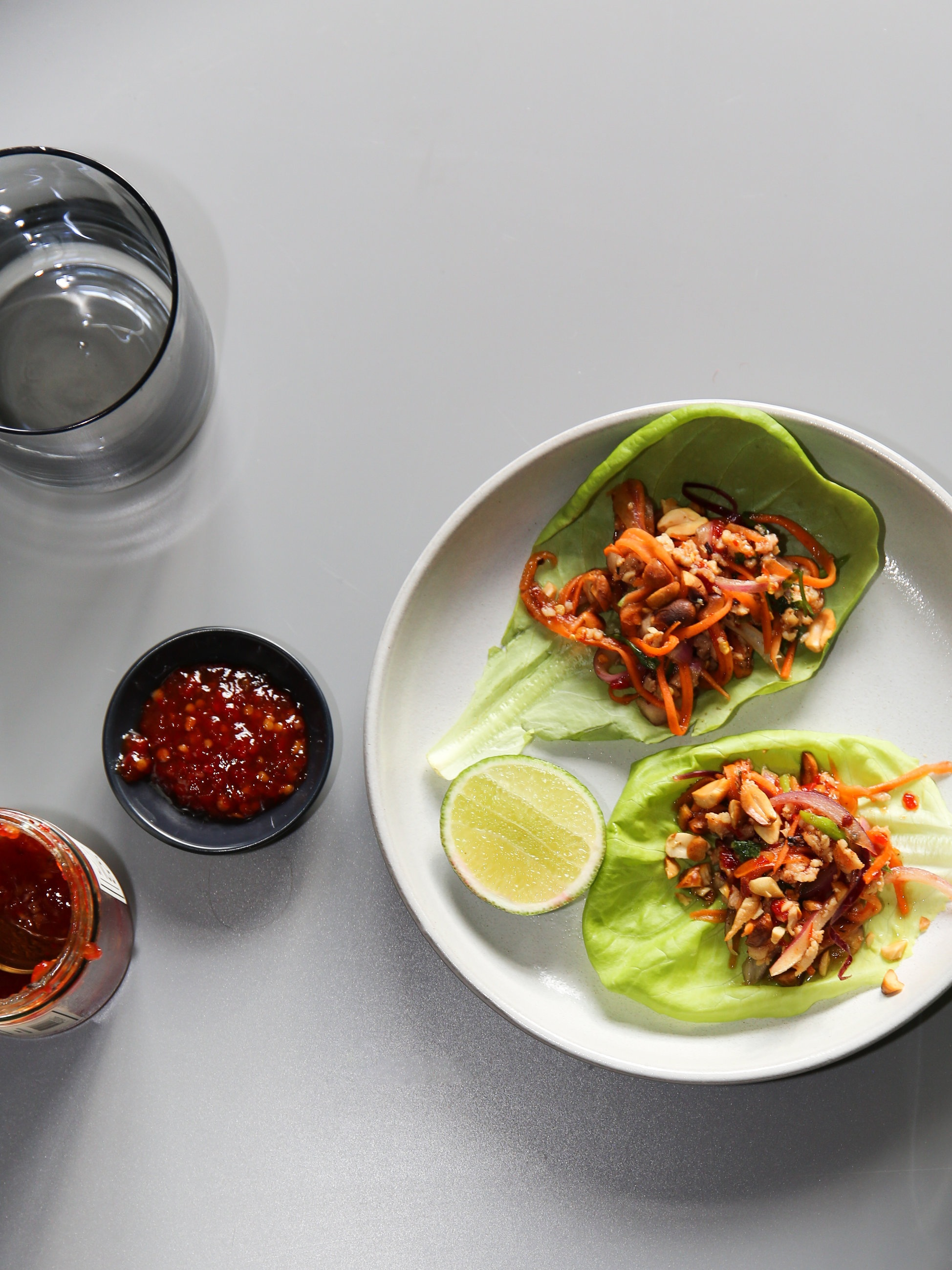 - This is our favorite go to gluten free dish & made with our Chili Pepper Jam too! Its ingredients list may look long but its quick, easy and we have yet to meet anyone who doesn't fall in love instantly!