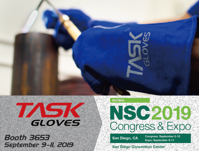 The NSC Congress & Expo is the world's largest annual event for safety, health and environmental professionals. For more than 100 years, professionals have turned to this safety conference for industry-leading technology, education, networking opportunities and the tried and true products and services needed to stay at the forefront and remain competitive within the industry.   http://www.congress.nsc.org   Stop by booth 3653 to see our newest products.