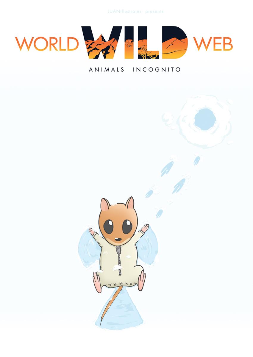 world wild web - Gerry, the gentle gerbil