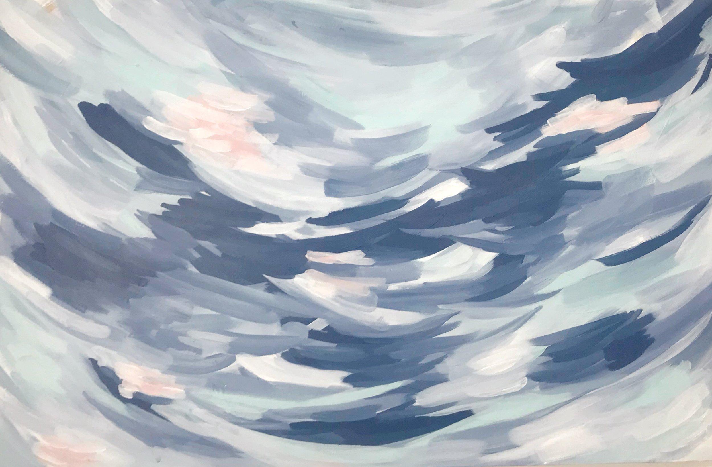Settled Sky