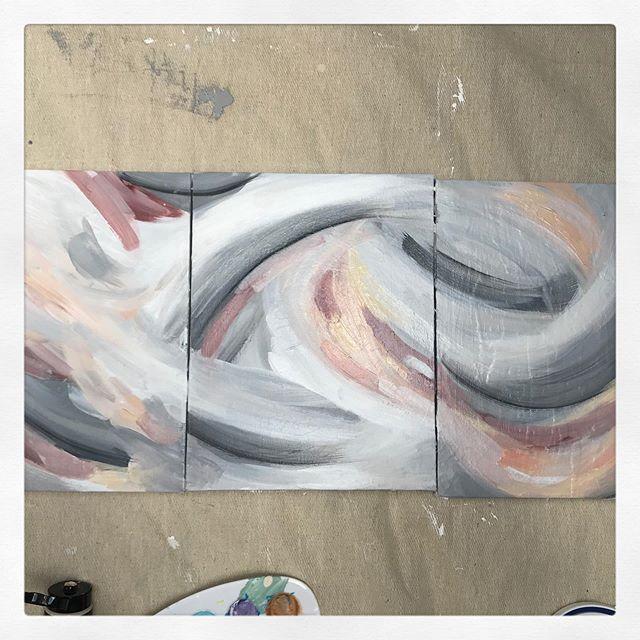 First painting in a while, felt good . . . . . . #acolourstory #artistlife #artcollector #artcurator #showyourwork #abstractexpressionism #abstractartist #abstractart #interiordesign #artwatcher #abstractartwork #instagramartist #artistoninstagram #mixedmedia #interiordecor #contemporaryart #abstractanna #acrylicart #artgallery #originalartwork #instaartist #instaart #instaabstract #passioncolorjoy #originalpainting #colourcompanion #abstract_post #abstractartorg #artforthehome #arttherpy