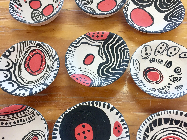 Karin Schapiro - Pottery & Fused Glass
