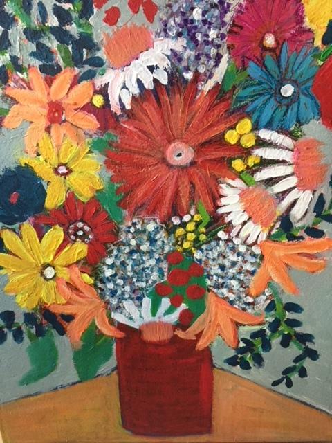 Rozsi Moser - Red Vase.JPG