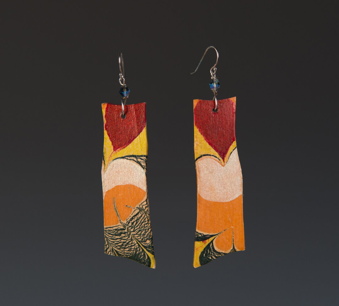 Sholeh Regna - #SholehRegna#reversible#birch#earrings.jpg
