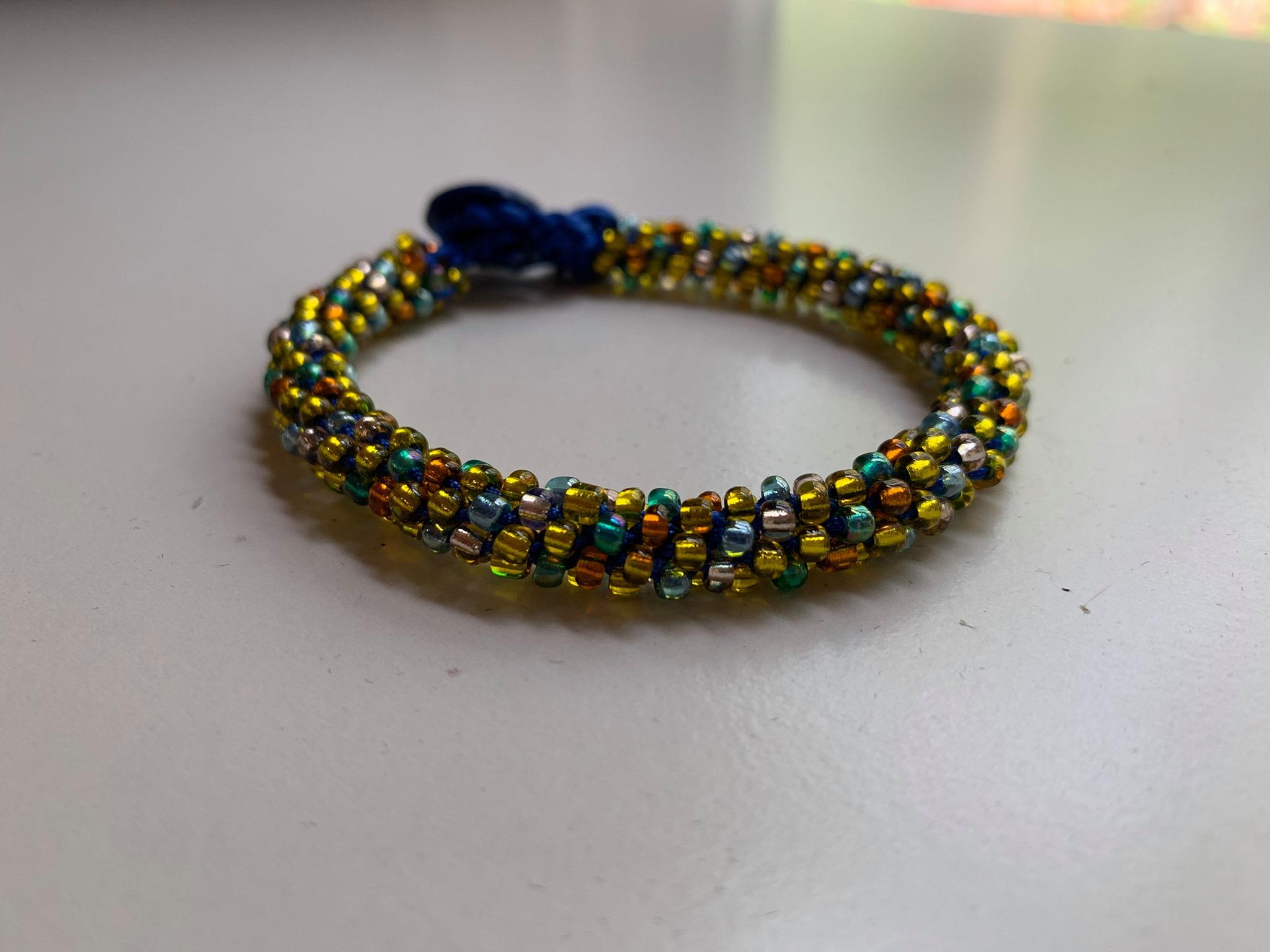 Paula Moyer - Can't Beat Color braided bracelet 1.jpg