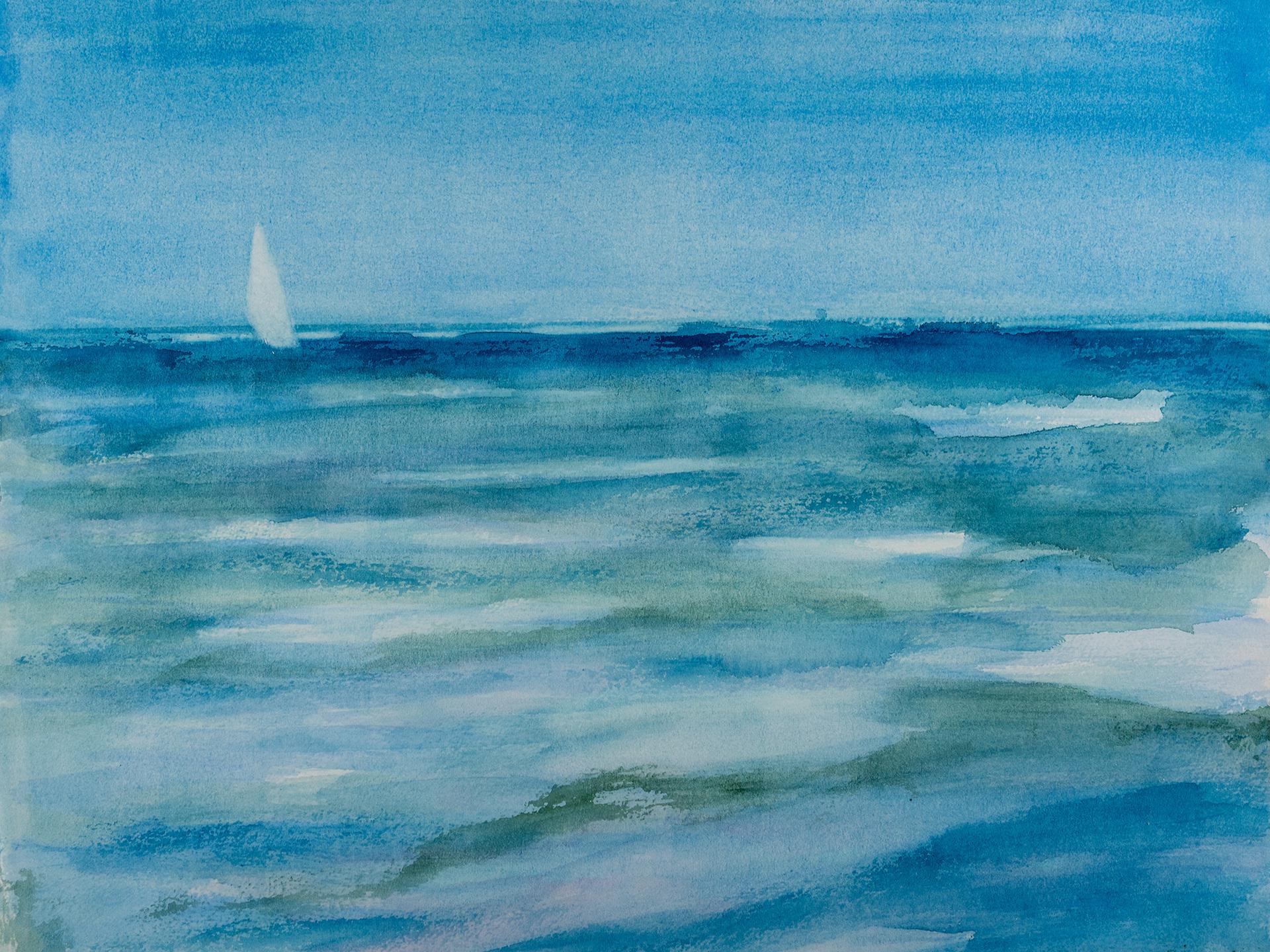 Sandy Wilensky - Watercolor