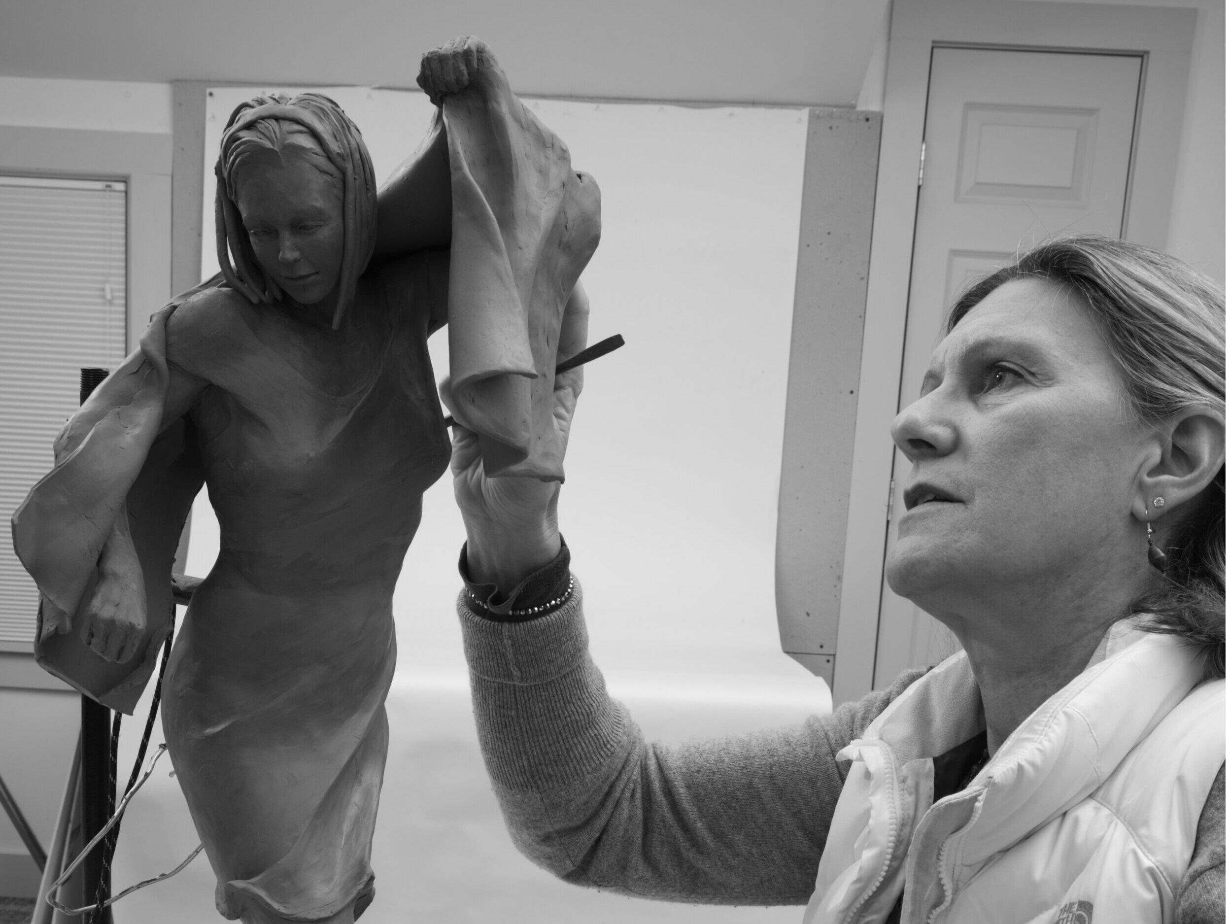 Arlene Fins - Sculpture
