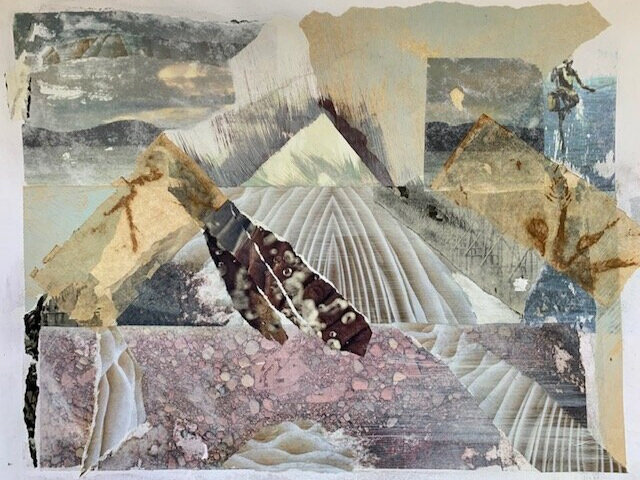 Fay Senner - Collage