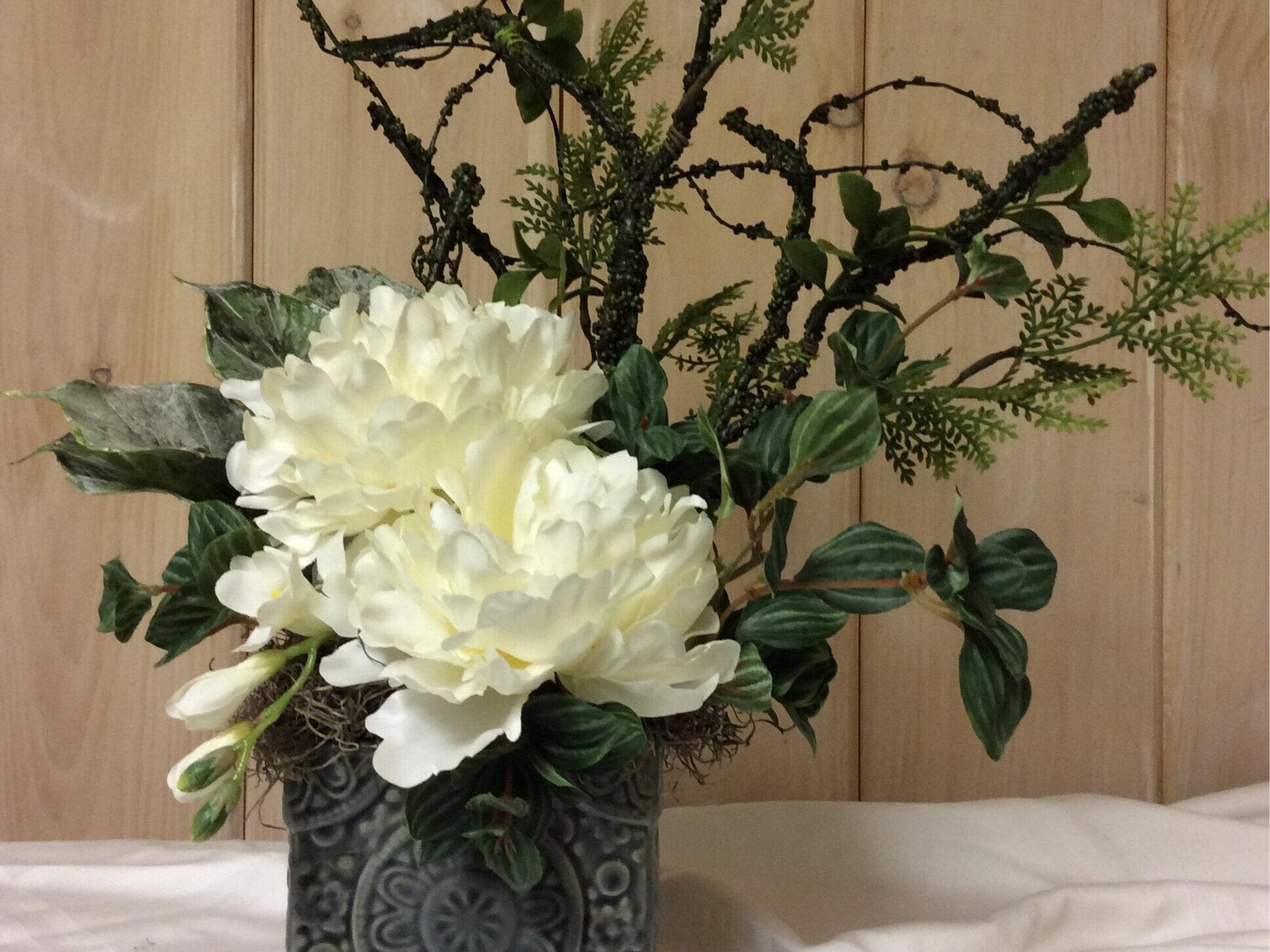 Wendy Kraus - Silk Floral Arrangements