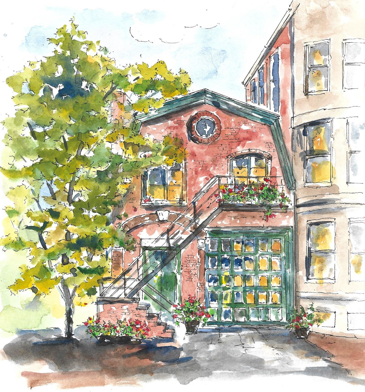 Terry Rourke - South End building.jpeg
