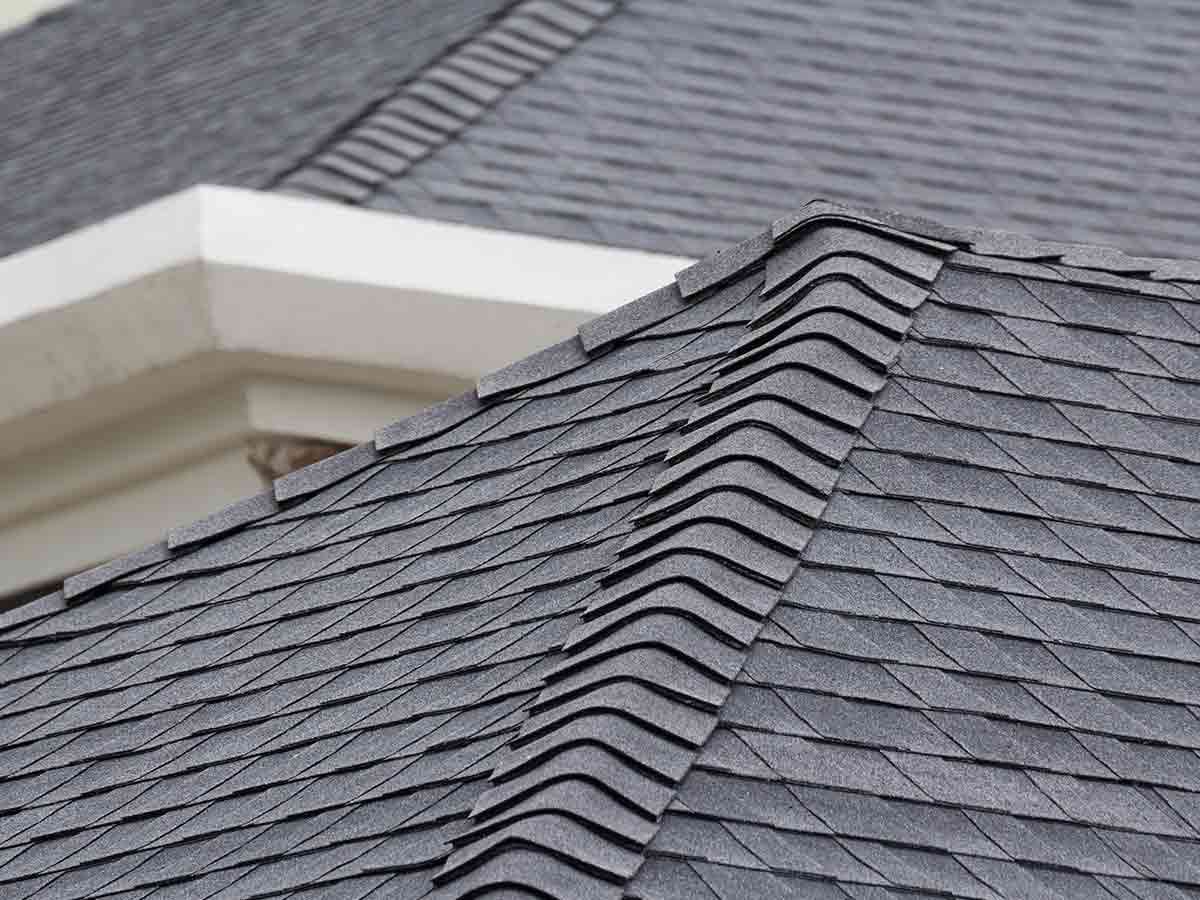 Reliable Asphalt Shingles - Perhaps the most popular and versatile roofing material in the country. Asphalt shingles fit any budget and in some cases can even be installed atop an existing roof.