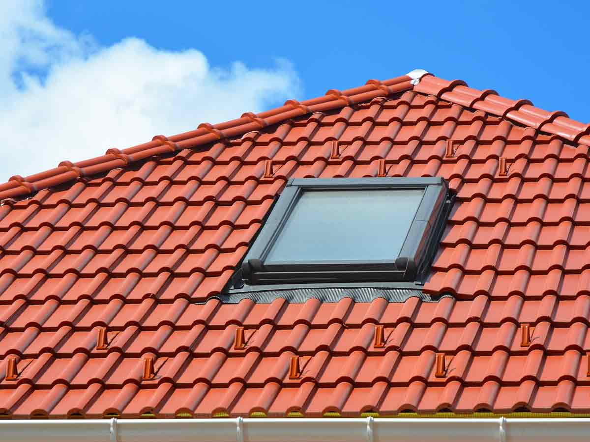 Charming Clay Tile - Tile roofs are fire-resistant, stand up to heavy wind, and can keep your house cooler. Clay tiles are only part of the roofing system and require additional framing to support the weight.
