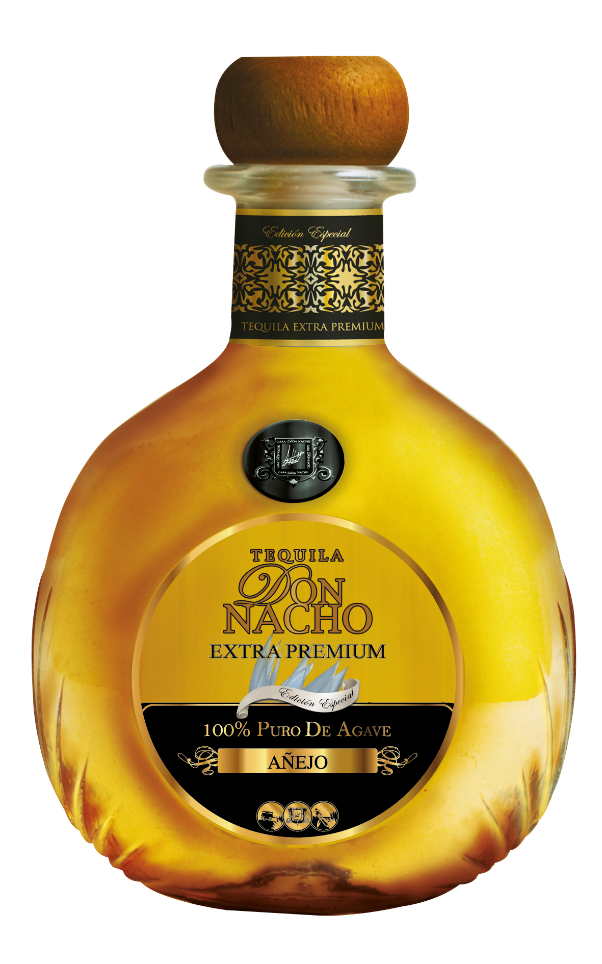 EXTRA PREMIUM ANEJO - Color: Crystaline WhiteOdor: Herbaceous to cooked agaveFlavor: Slight lime tea, so to the palateAppearance: Transparent crystaline