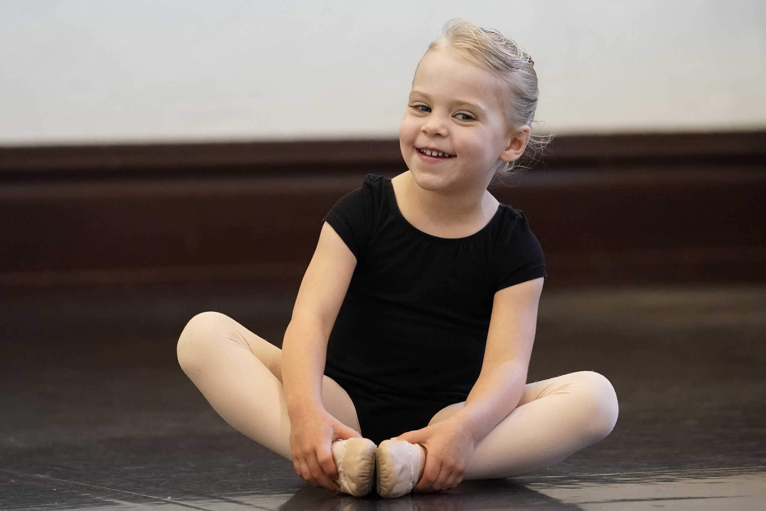 Take your first class with us! - Thrive in our Children's Division (ages 3-8)