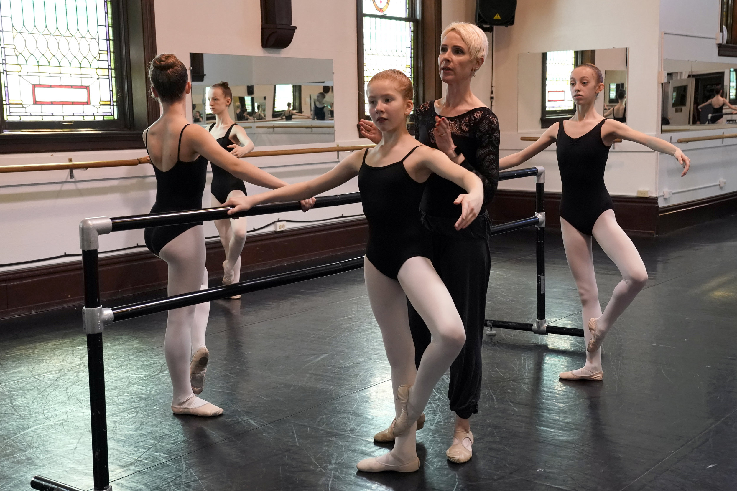 Our Story - For over 30 years, PRB has been a leader in dance education