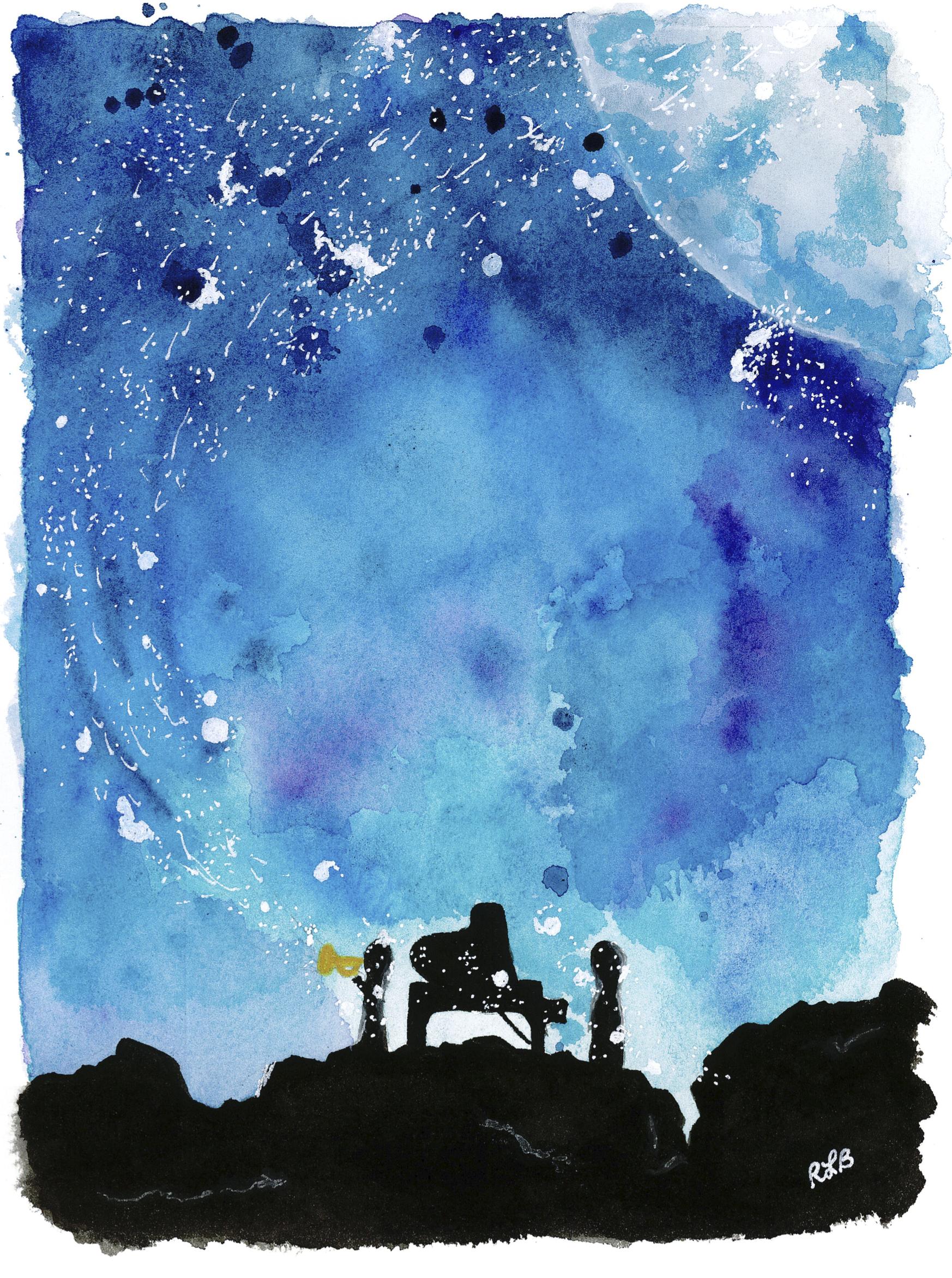 Illustration by Becky Bogart