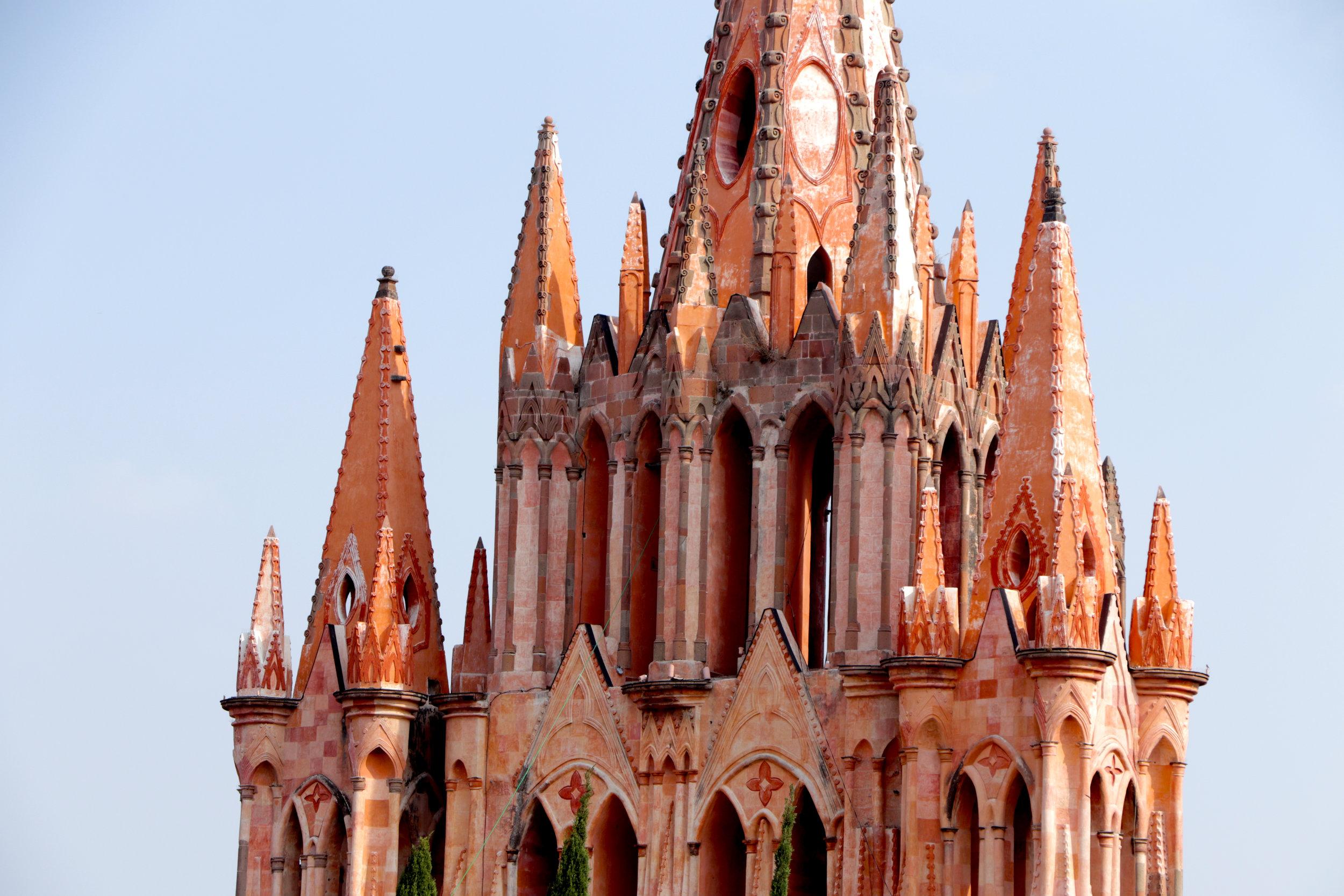 city of arts - San Miguel de Allende