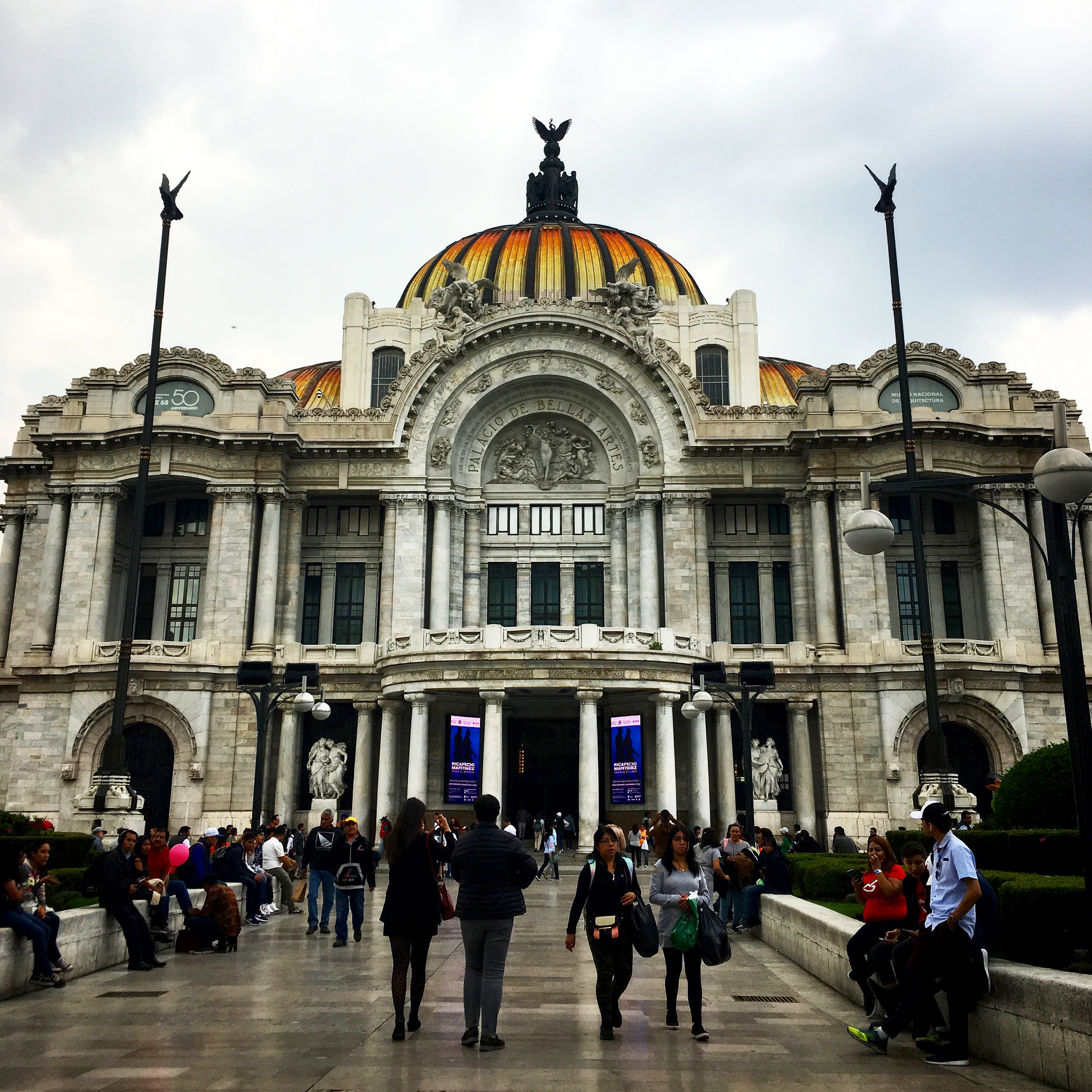 the Powerhouse - Mexico City