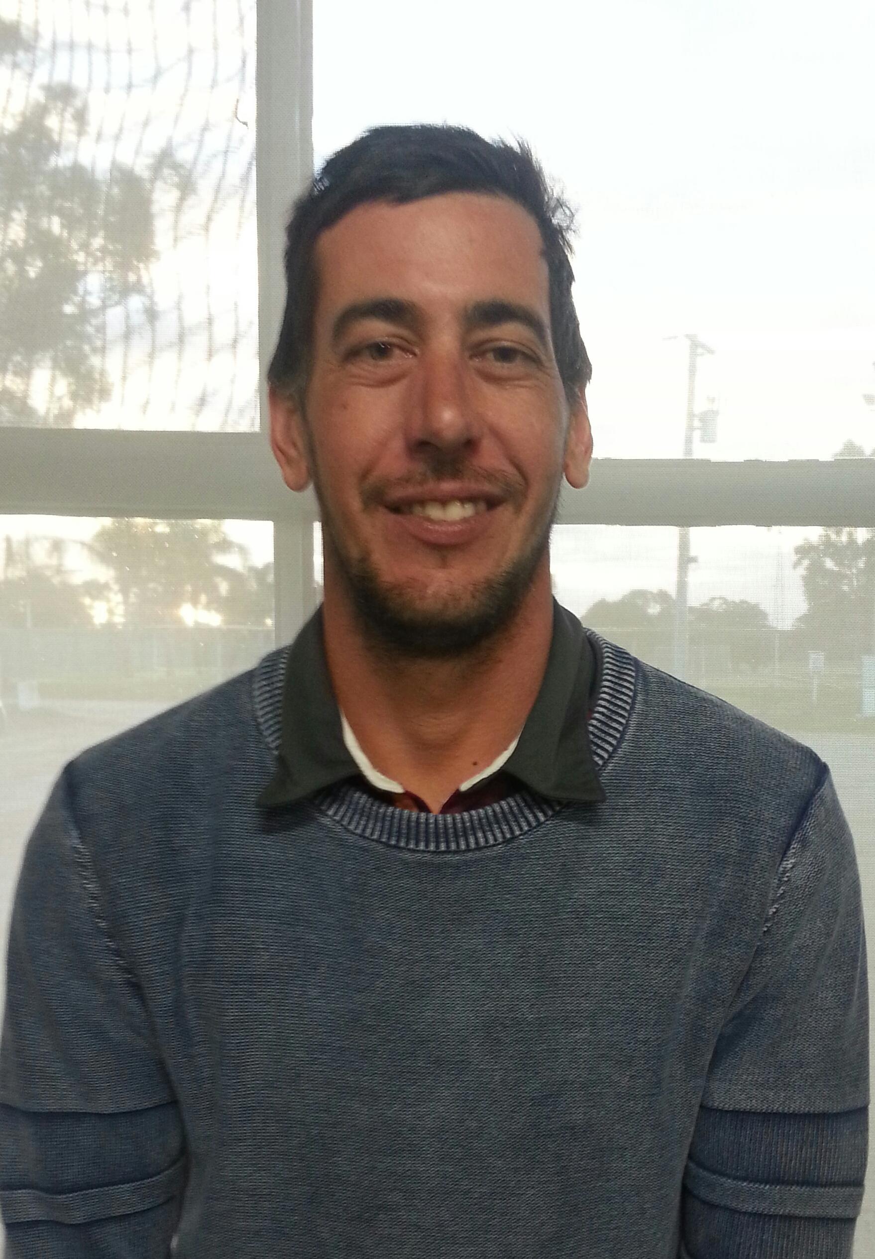 Jarrad Walker, winner of Thursday's event.