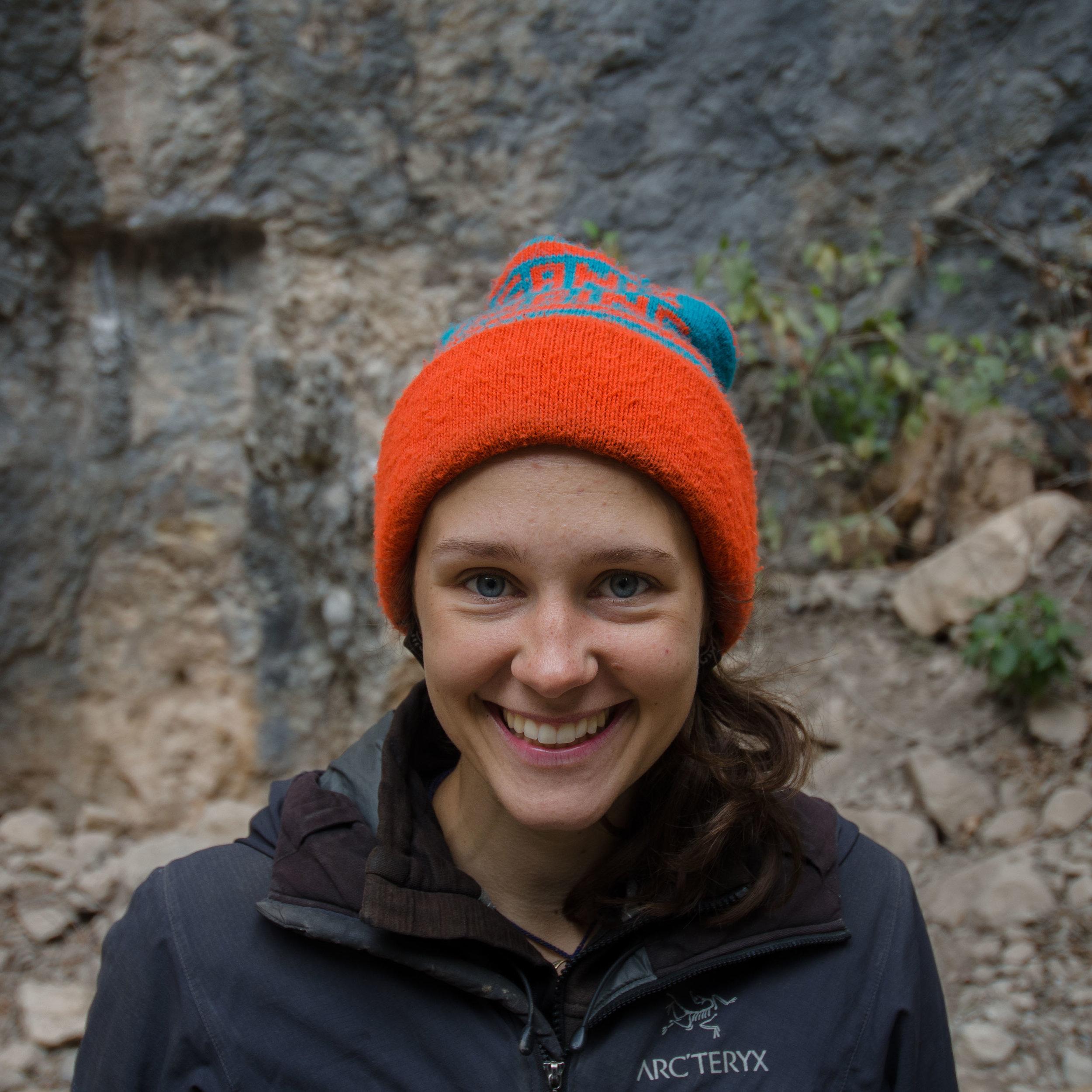 Kim McGrenere (Technical Lead)