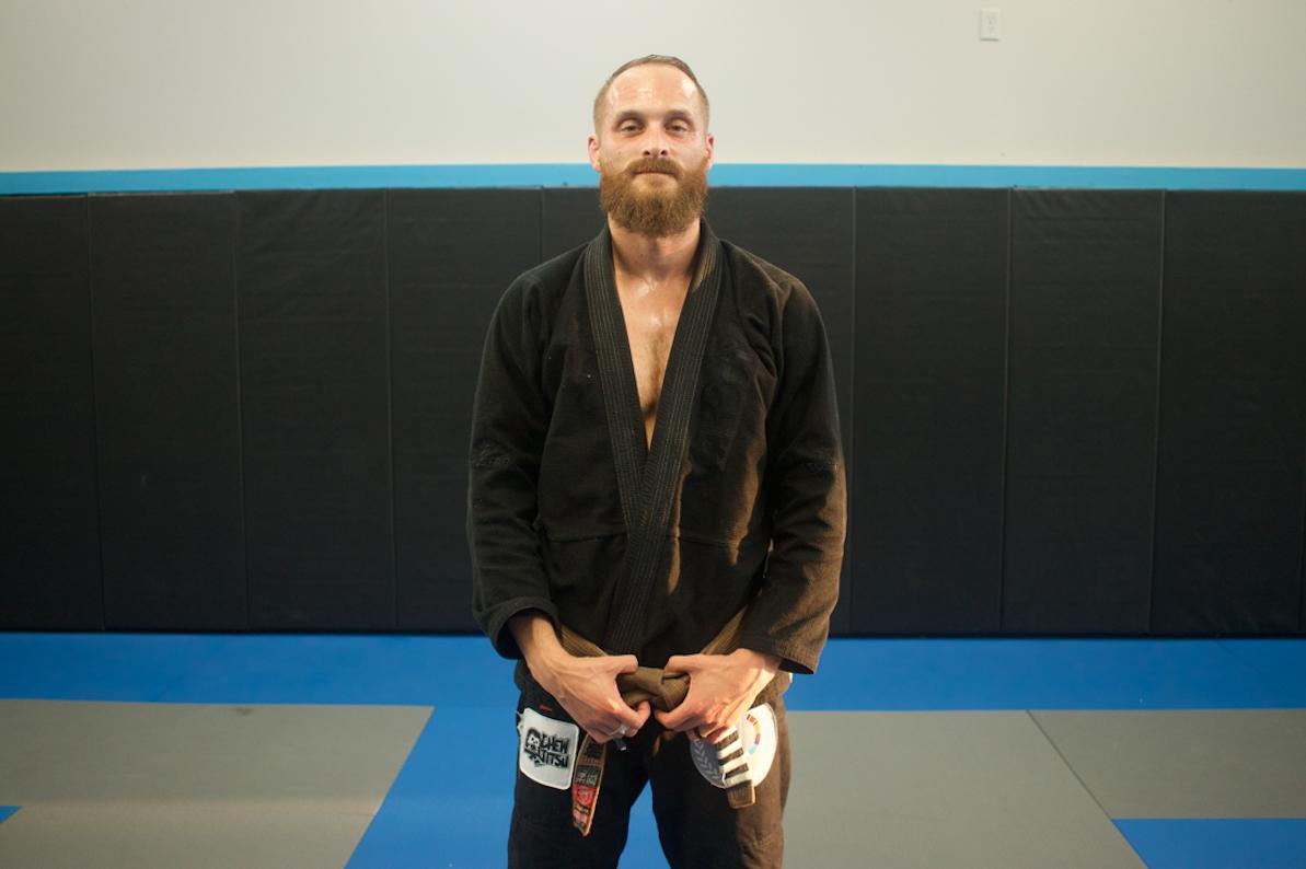 Dr. Eugene Tsozik - The Jiu-Jitsu Therapist