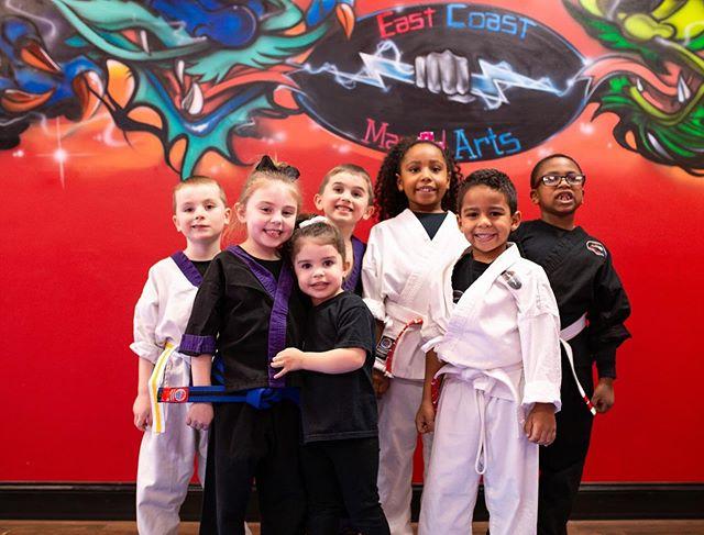 Little Dragons #karate #martialarts #wcsd #gayheadelementary #brinkerhoffelementary #fishkillelementary