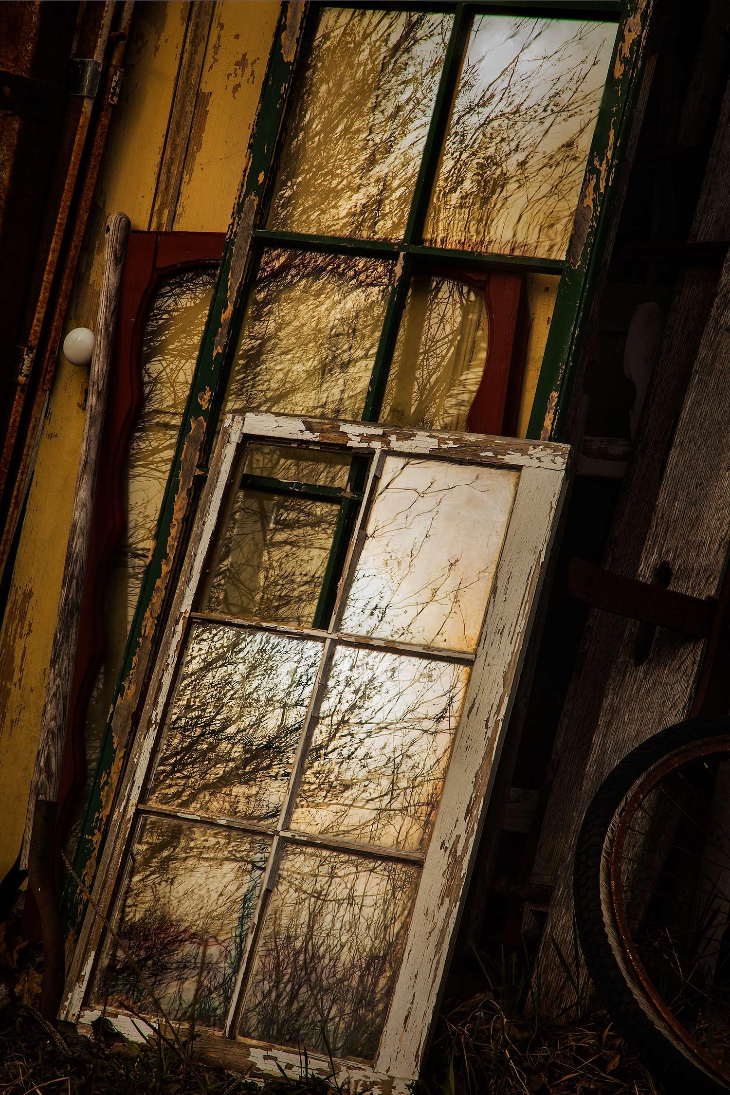 Window and Doors, Bar Harbor, Maine, 2014