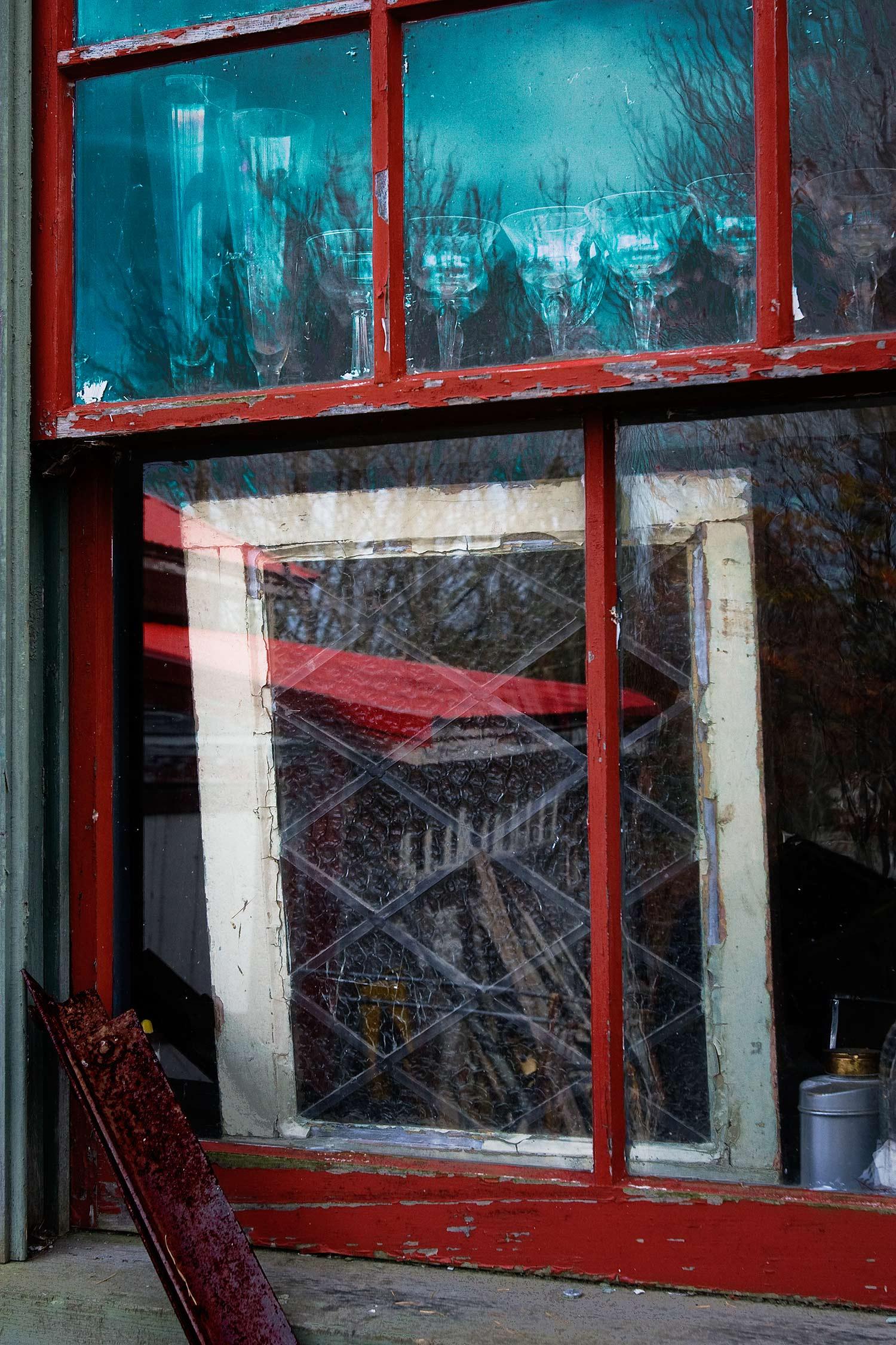 Shop Window, Bar Harbor, Maine, 2008
