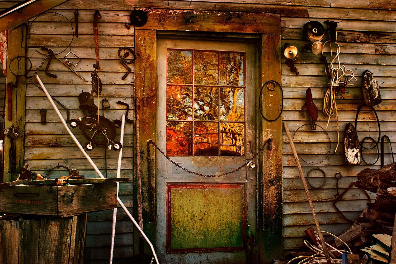 Shop Front, Bar Harbor, Maine, 2008