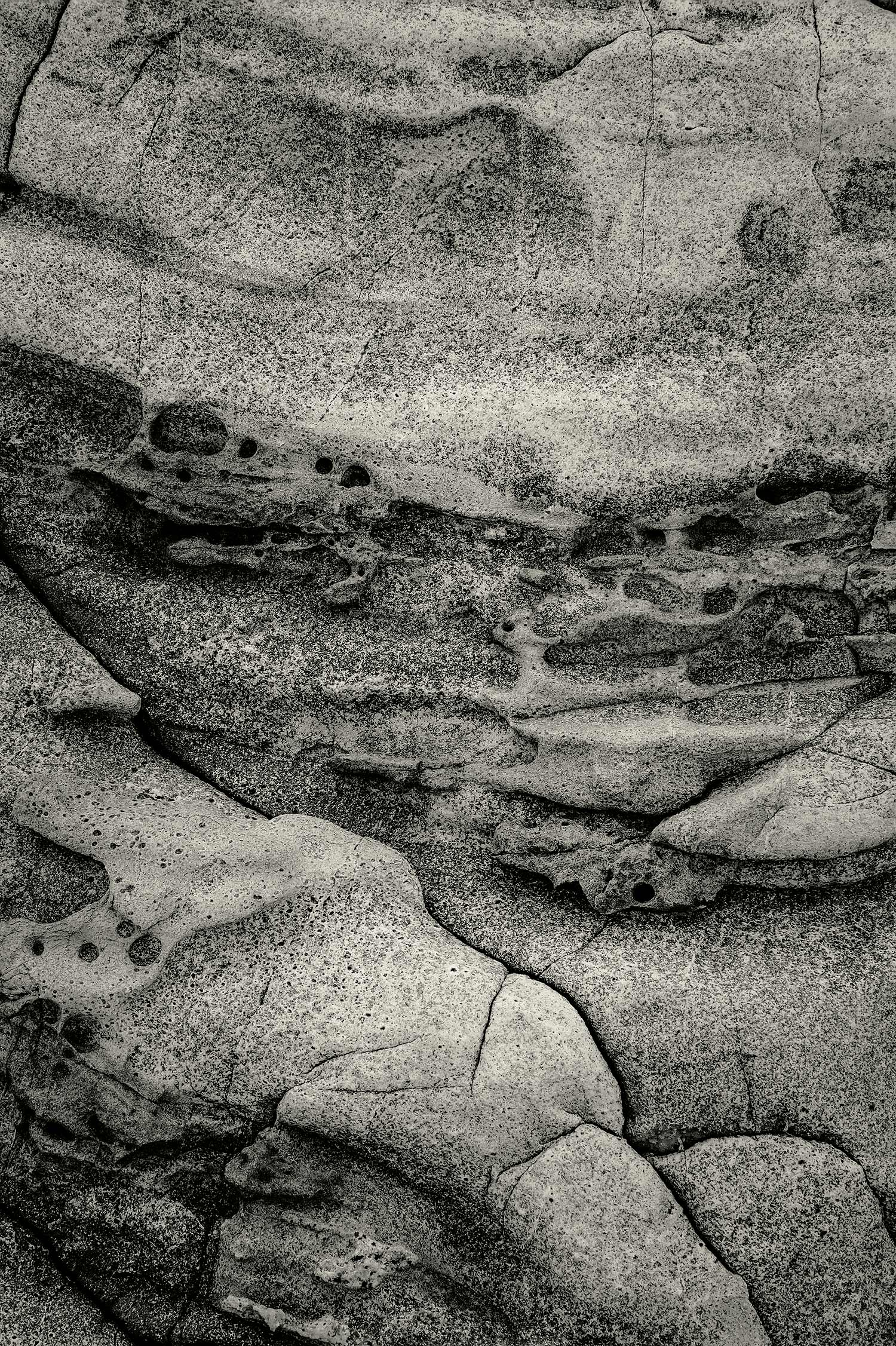 Rocks Near Otter Cliff, Acadia, 2013
