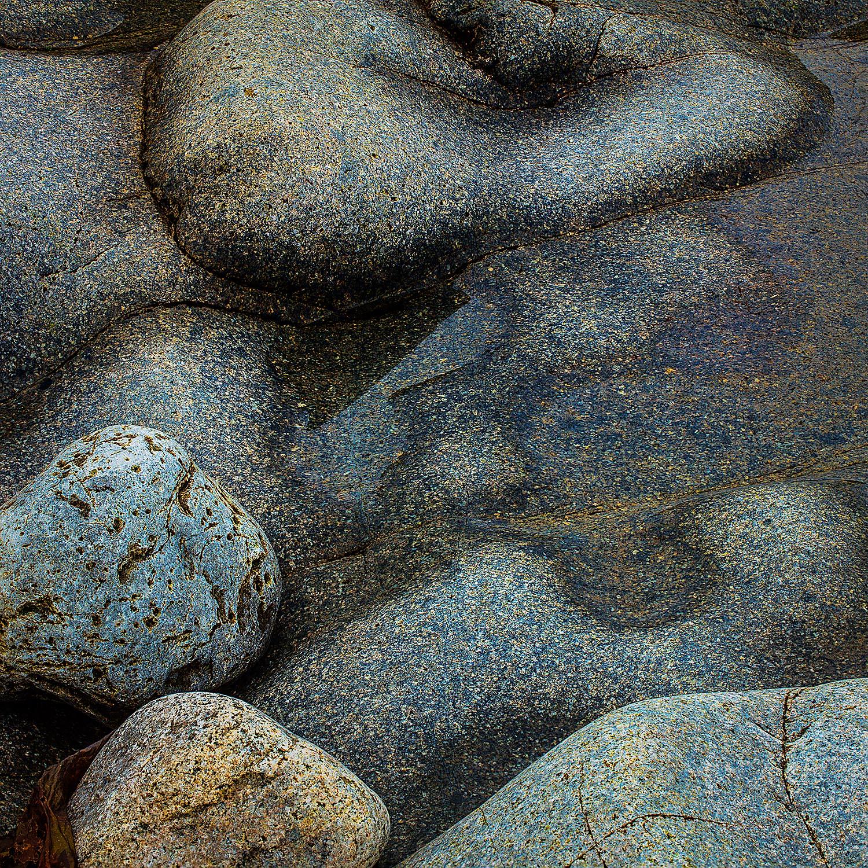 Rocks, Schoodic, Acadia, 2018