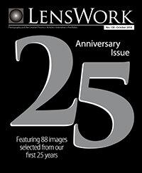 Lenswork Magazine October 2018, Issue 138