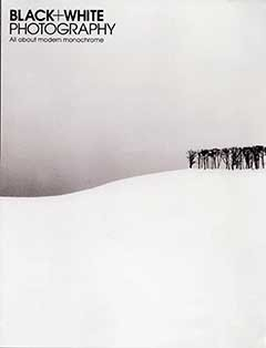 Black + White Magazine, February 2013  60-Second Exposure,  by Tracy Hallett