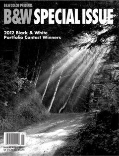 Black & White Magazine, August 2012, Issue 92 2012  Portfolio Contest Special Issue  Merit Award