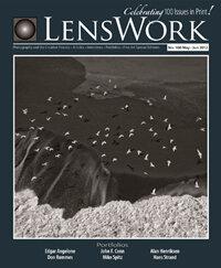 Lenswork Magazine, May-June 2012 Issue 100 Portfolio:  Seaweed, Seawall, Maine