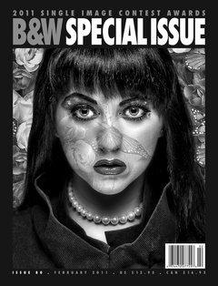Black & White Magazine, February 2011, Issue 80  2011 Single Image Contest  Merit Award in Flowers/Plants/Fruits