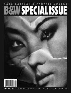 Black & White Magazine, August 2010, Issue 76,  2010 Portfolio Contest  Merit Award