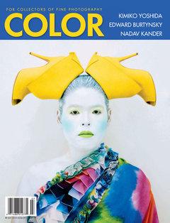 COLOR Magazine, July 2010, Issue 8  2009 Portfolio Contest  Spotlight Award
