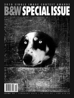 Black & White Magazine, February 2010, Issue 72  2010 Single Image Contest  Merit Award in Pattern/Texture
