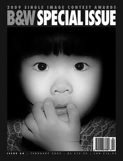 Black & White Magazine, February 2009, Issue 64  2009 Single Image Contest  Merit Award in Architecture/Interiors Merit Award in Pattern/Texture